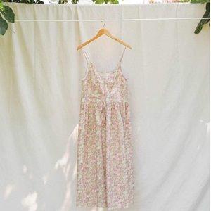 NWT Christy Dawn Lincoln Dress in Tea Rose Garden